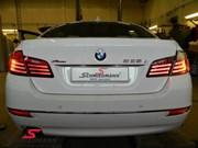 BMW F10LCI White Line Rear Lights 06