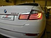 BMW F10LCI White Line Rear Lights 07