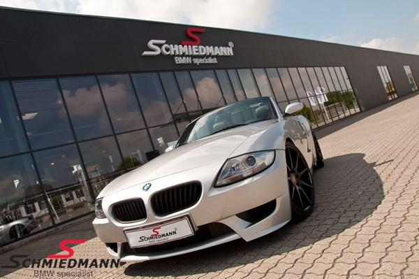 BMW Z4 E85 M Styling Schmiedmann Exhaust10