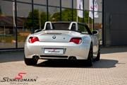 BMW Z4 E85 M Styling Schmiedmann Exhaust17