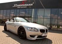 BMW Z4 E85 M styling Schmiedmann Exhaust
