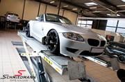 BMW Z4 E85 4 Wheel Adjustment32
