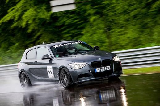 BMW F21 M135I Styling01