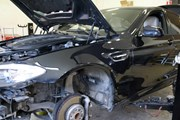 BMW F10 530D M5 Look Front Modification Carbon Styling 02