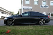 BMW F10 530D M5 Look Front Modification Carbon Styling 05