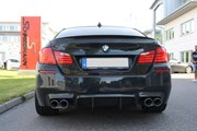 BMW F10 530D M5 Look Front Modification Carbon Styling 07