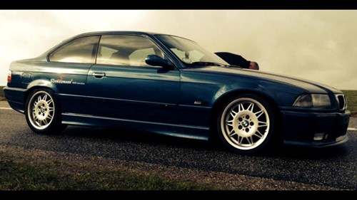 BMW E36 318IS Schmiedmannn Streamer
