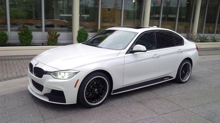 BMW F30 M-Performance