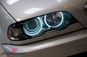 BMW E46 Angel Eyes 08