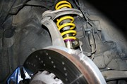 BMW F10 M5kw Suspensions Schmiedmann Exhaust 03