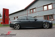 BMW F10 M5kw Suspensions Schmiedmann Exhaust 09