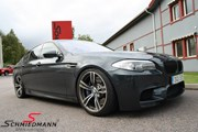 BMW F10 M5kw Suspensions Schmiedmann Exhaust 10