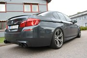 BMW F10 M5kw Suspensions Schmiedmann Exhaust 11