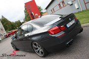 BMW F10 M5kw Suspensions Schmiedmann Exhaust 12