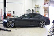 BMW F10 M5kw Suspensions Schmiedmann Exhaust 24