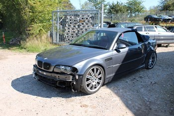 BMW E46 M3 Cabriolet Recycle Schmiedmann Nordborg 02