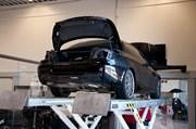 BMW E93 330Dbmw M Technic Spoiler Kit08