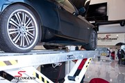 BMW E93 330Dbmw M Technic Spoiler Kit09