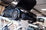 BMW E93 330Dbmw M Technic Spoiler Kit10