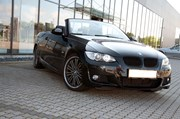 BMW E93 330Dbmw M Technic Spoiler Kit11