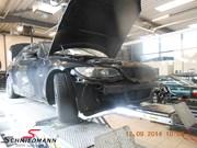 BMW E93 330Dbmw M Technic Spoiler Kit02