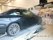 BMW E93 330Dbmw M Technic Spoiler Kit05