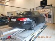 BMW E93 330Dbmw M Technic Spoiler Kit06