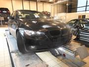 BMW E93 330Dbmw M Technic Spoiler Kit07