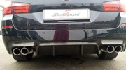 BMW F10 Carbon Spoilers Diffuser02