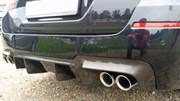 BMW F10 Carbon Spoilers Diffuser05