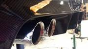 BMW F10 Carbon Spoilers Diffuser08