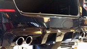 BMW F10 Carbon Spoilers Diffuser13