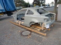 BMW E82 Body 41 00 2 996 578 Los03